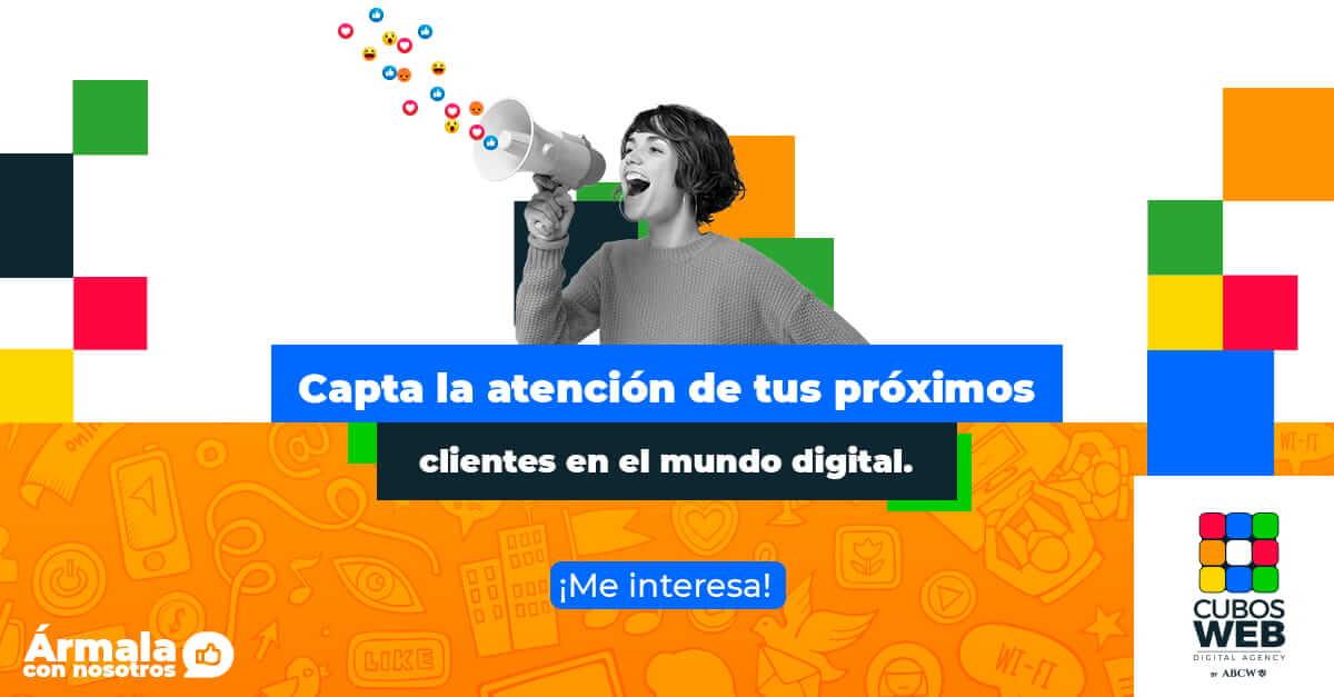 Agencia de contenidos digitales para tu negocio