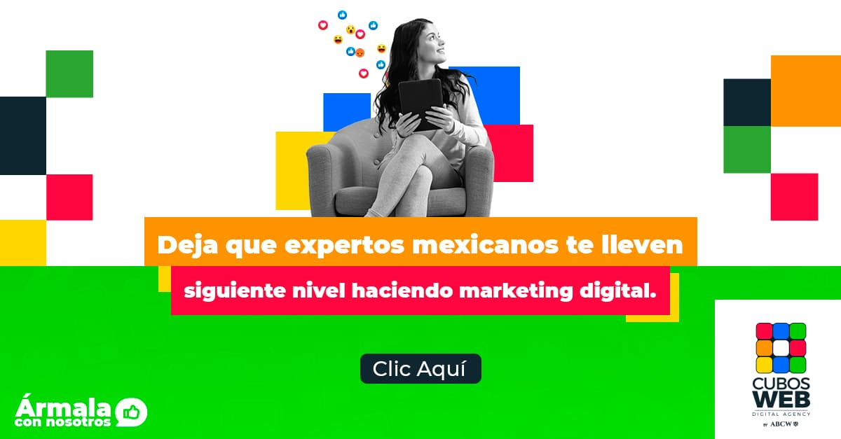 Solicita la asesoria una agencia de marketing digital