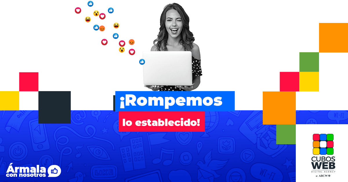Agencia de redes sociales más disruptiva de México