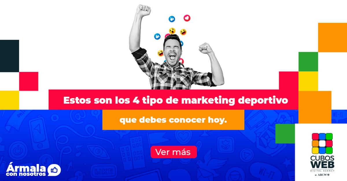 Implementa una estrategia con la asesoria de una Agencia de marketing deportivo en México