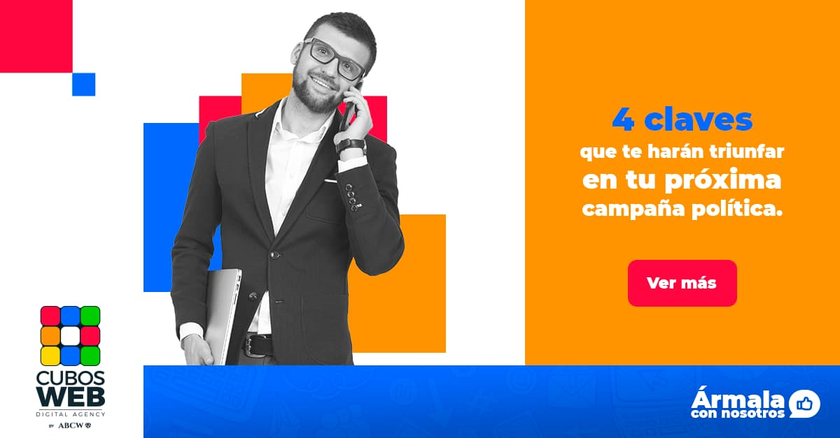 Conoce las nuevas Tendencias del Marketing Politico Digital