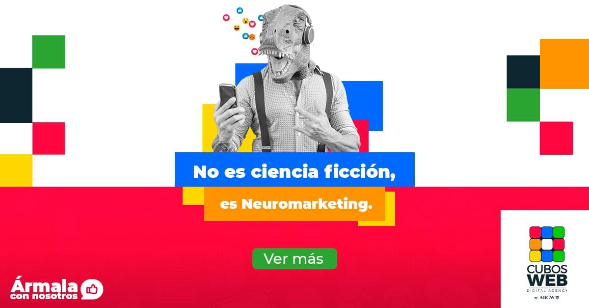 En neuromarketing en una Agencia de Redes Sociales