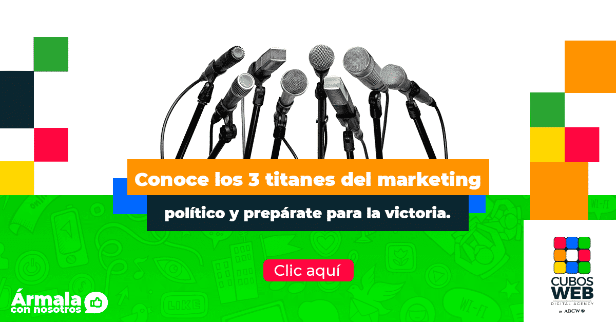 Agencia de marketing político digital mejora tu estrategia