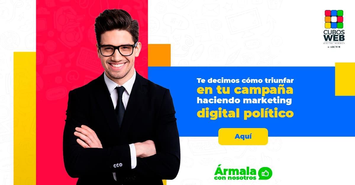 [:es]Conoce la importancia del marketing político en las campañas[:]