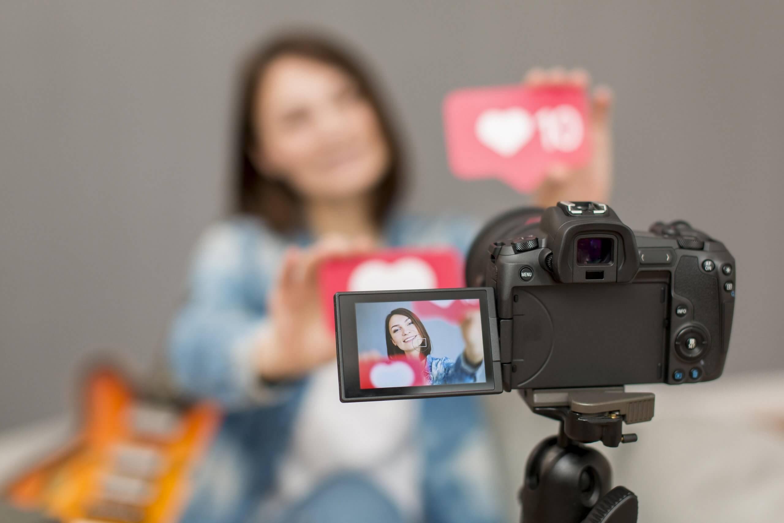 Redes Sociales: la tendencia de crear contenido en video
